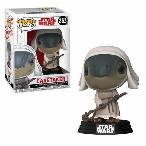 Купить Фигурка POP! The Last Jedi: Caretaker , 10 см, Funko, Мир героев
