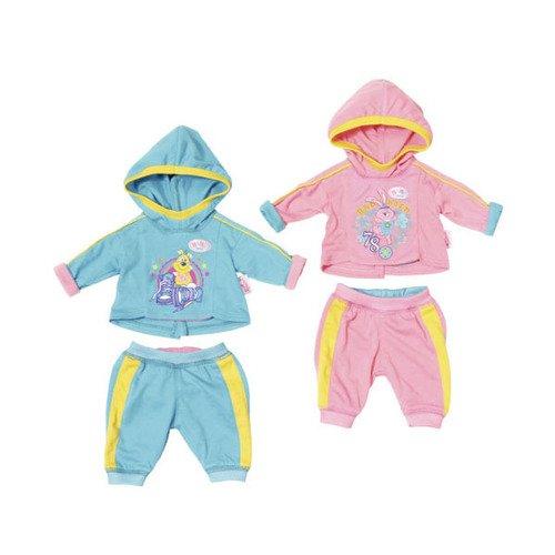 """Комплект одежды для куклы """"Спортивный костюмчик"""", в ассортименте"""