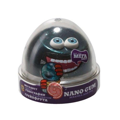 Фото - Жвачка для рук Nano gum, эффект голографии и аромат грейпфрута, 50 г hae soo kwak nano and microencapsulation for foods