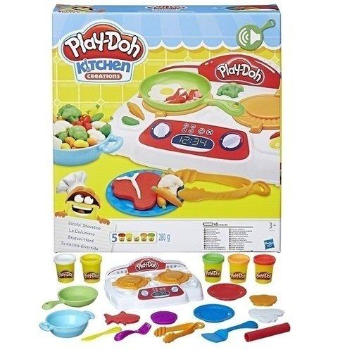 Игровой набор Кухонная плита (B9014)