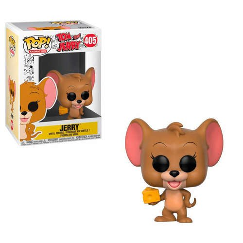 Фигурка POP! Animation Jerry, 9,5 см цена