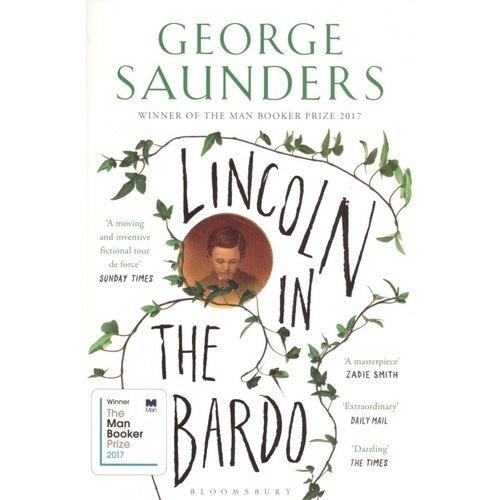 Lincoln in the Bardo booker