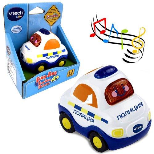 Обучающая игрушка «Полицейская машина»