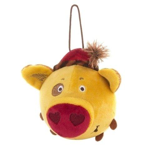 Мягкая игрушка Поросенок Тошка, 8 см мягкая игрушка поросенок 35 см