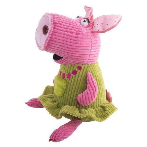 Купить Мягкая игрушка Хрюша Туся , 20 см, Gulliver, Мягкие игрушки