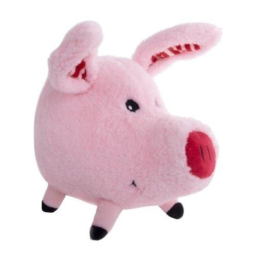 Мягкая игрушка Поросенок Хрюн, 20 см мягкая игрушка поросенок 35 см
