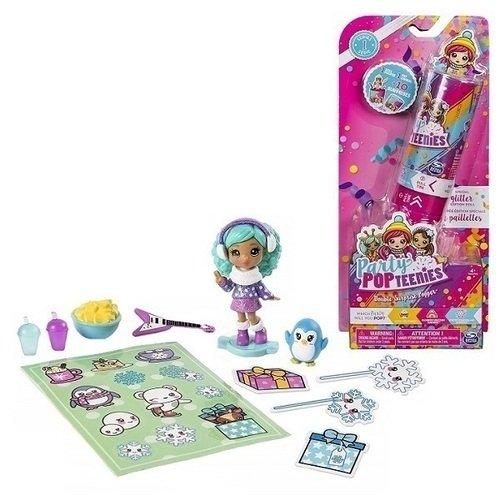 Игрушка-хлопушка с сюрпризом, 2 куклы + аксессуары цена