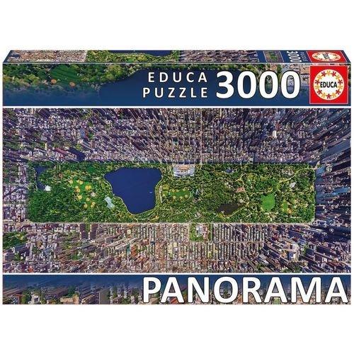 """Пазл-панорама """"Центральный парк. Нью-Йорк"""", 3000 деталей"""