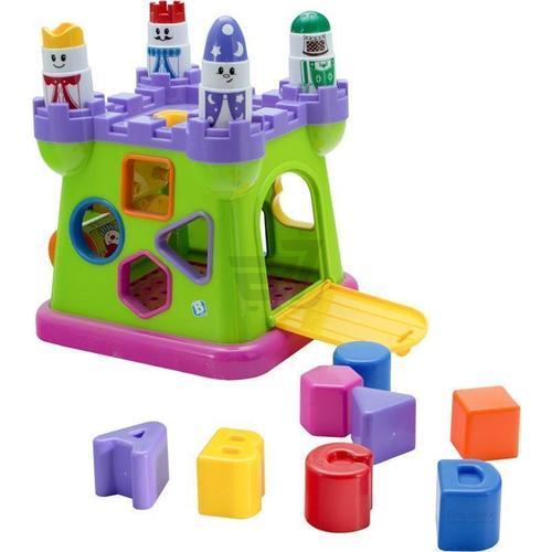Купить Сортер Замок приключений , B kids, Развлекательные и развивающие игрушки