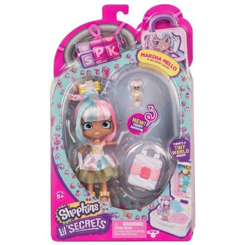 Купить Игровой набор с куклой Lil' Secrets Shoppies Маршмеллоу , Moose, Игровые наборы