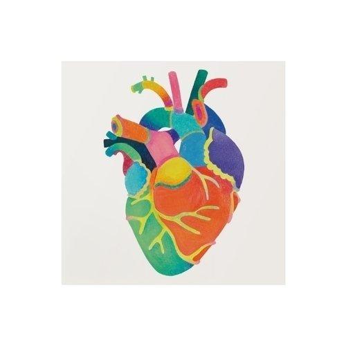 """Татуировка переводная """"Heartbeat"""" недорого"""