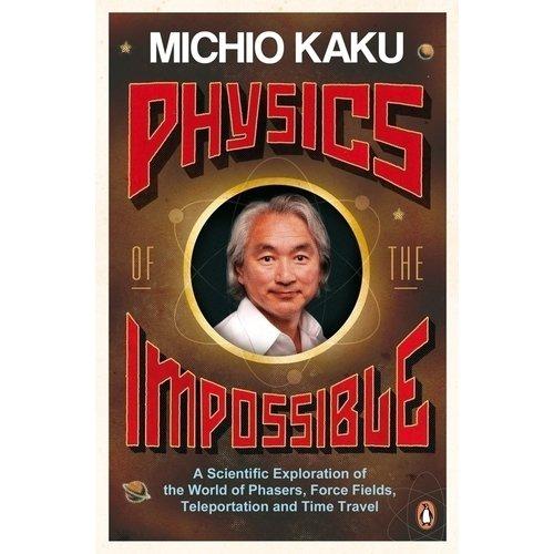 цена Physics of the Impossible в интернет-магазинах