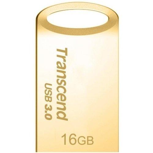 "цены на USB-флэш ""JetFlash 710S"" 16 Gb, золотой  в интернет-магазинах"