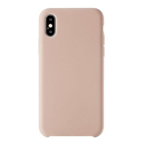 Чехол защитный для iPhoneX\XS Touch Case, светло-розовый герметичный чехол tribord водонепроницаемый чехол маленького размера для телефона ipx7
