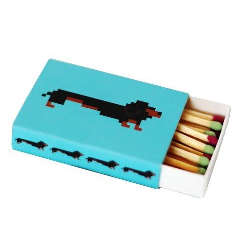 Спички Люкс 07, 51 х 37 х 11 мм, красные+зеленые спички люкс 10 красный голубой