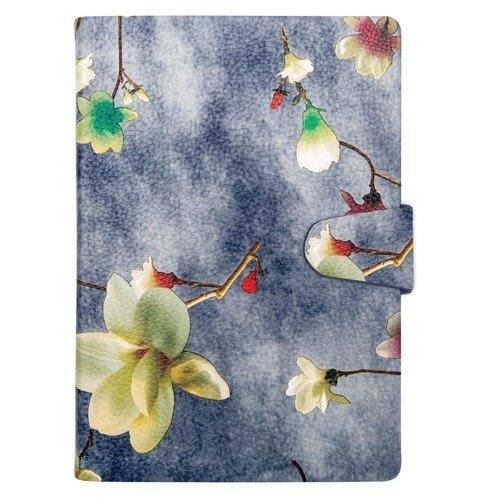 Ежедневник недатированный Florian, 14 х 20 см, 320 стр., синий ежедневник недатированный florian 14 х 20 см 320 стр голубой