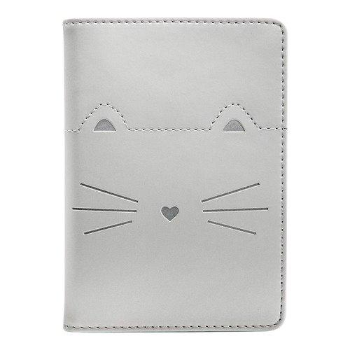 Обложка для автодокументов Kitty, 10 х 13,5 см обложка для автодокументов русская изба autozam297