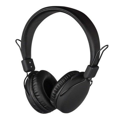 Беспроводные наушники Bluetooth Mysound BH-03 4C, черные беспроводные наушники mysound bh 07 черные