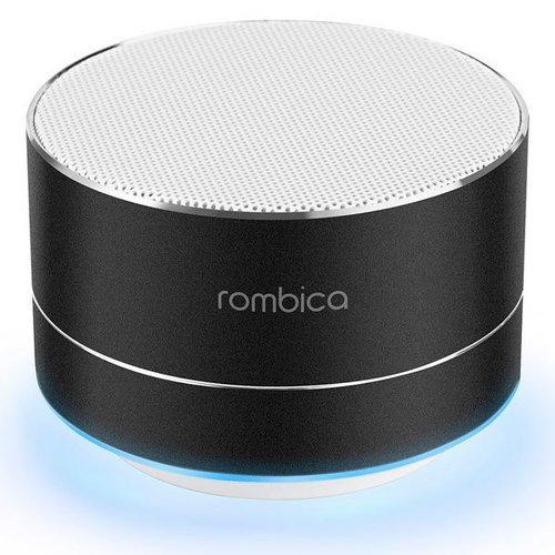 где купить Портативная акустика Bluetooth Mysound BT-03 1C, черная дешево