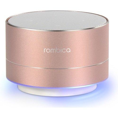 Портативная акустика Bluetooth Mysound BT-03 3C, розовая rombica mysound bt 03 3c pink портативная акустическая система