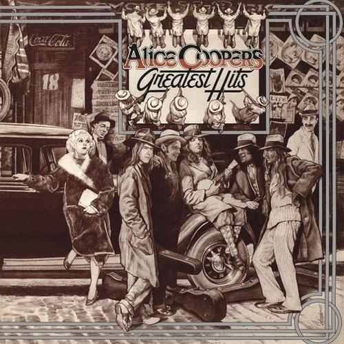 Виниловая пластинка Alice Cooper - Greatest Hits