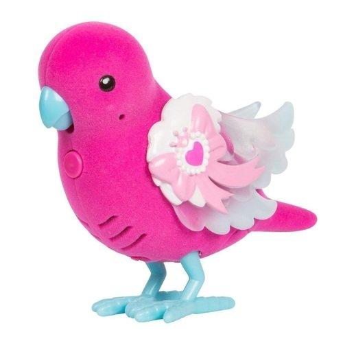 """Птичка со светящимися крылышками """"Сияющий Бантик"""""""