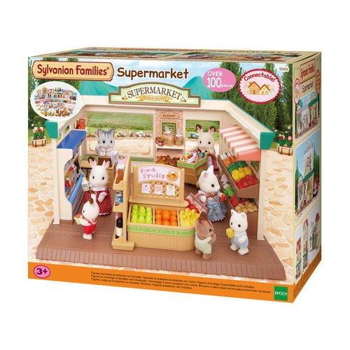Игровой набор «Супермаркет» игровой магазин набор игровой для магазина полесье мини супермаркет в пакете 53404
