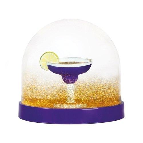"Снежный шар ""Wonderball cocktail purple"", 8,5 см цена и фото"