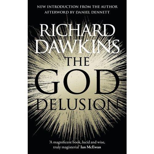 The God Delusion delusion pубашка