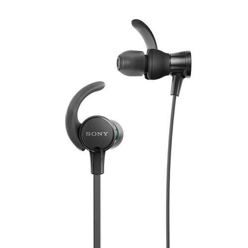 """Наушники """"MDRXB510ASB.E"""" с микрофоном, черные цена и фото"""