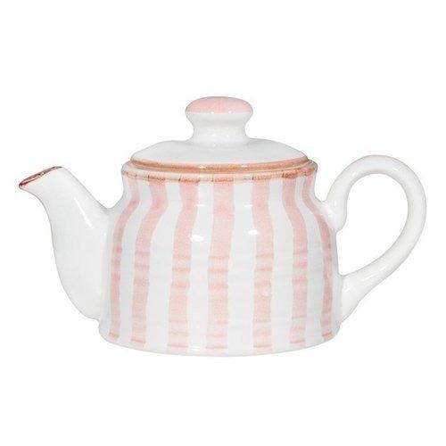 "Чайник ""Страйп"", 0,5 л, розовый"