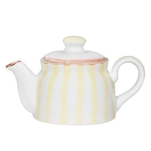 """Чайник """"Страйп"""", 0,5 л, желтый"""