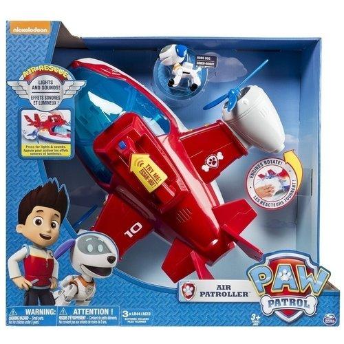 Игровой набор Paw Patrol. Самолет спасателей spin master nickelodeon paw patrol вездеход спасателей 16705