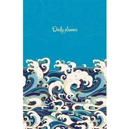 """Ежедневник недатированный """"Волны радости"""" А5, 272 стр. стоимость"""