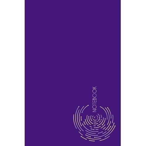 Тетрадь Мистический фиолетовый А5, 80 листов, в клетку канц эксмо тетрадь лиса 48 листов в клетку формат а4