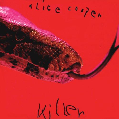 Alice Cooper - Killer костюм хромакей movie yeah my spider key размер m цвет зеленый