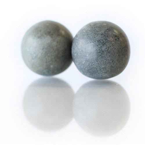 Каменные сферы для виски