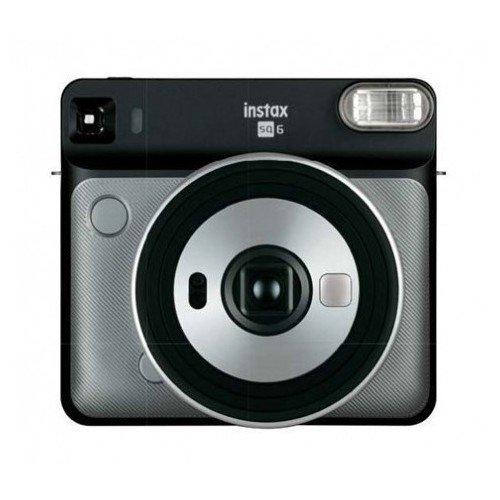 Фото - Фотоаппарат Instax SQ 6 Graphite GR EX D боди для девочки мамуляндия зимние узоры цвет молочный 18 1206 размер 62