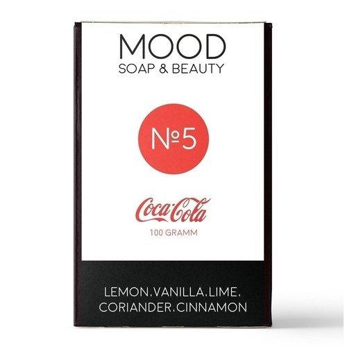"""Органическое мыло """"№5 Coca-Cola"""" недорого"""