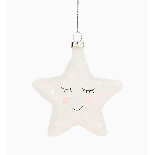 Новогодняя игрушка Sweet Dreams Speckled Star новогодняя игрушка sweet dreams speckled star
