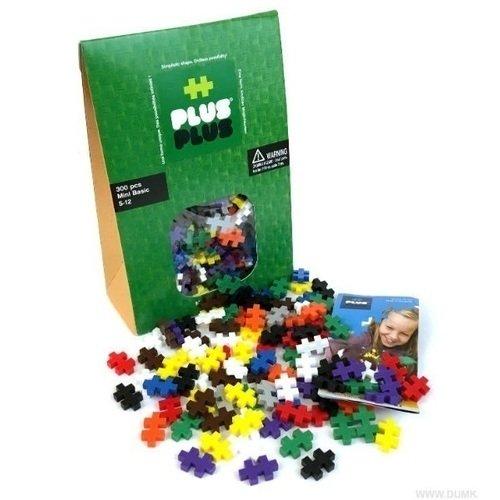 Конструктор Mini basic MN300BASIC, 300 деталей набор для детского творчества изготовление фигурки звездочка аа 48 704