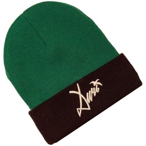Шапка Ditch FW18, зеленая шапка ditch зеленая