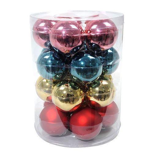Набор стеклянных шаров Рождественские сны, 60 мм, 20 шт. набор книг чудеса бывают 10 шт