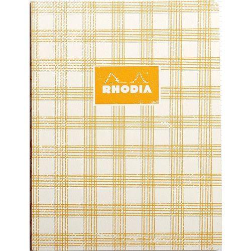 """Блокнот """"Heritage"""" А5, в клетку, 80 листов, нумерация, кремовый tartan цена"""