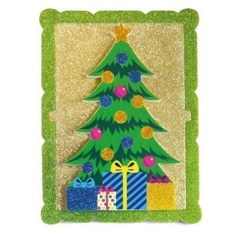 Набор для творчества Новогодняя елочка раковина roca foro 327872000 41 см