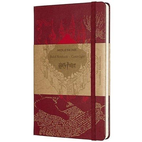 """все цены на Блокнот """"Limited Edition Harry Potter. Map Red"""" Large 13 х 21 см, 240 стр., в линейку онлайн"""