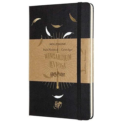 """Блокнот """"Limited Edition Harry Potter. Leviosa"""" Large, 13 х 21 см, 240 стр., в линейку все цены"""