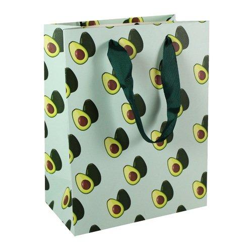 """Подарочный пакет """"Авокадо"""" А5, 18 х 23 х 10 см"""