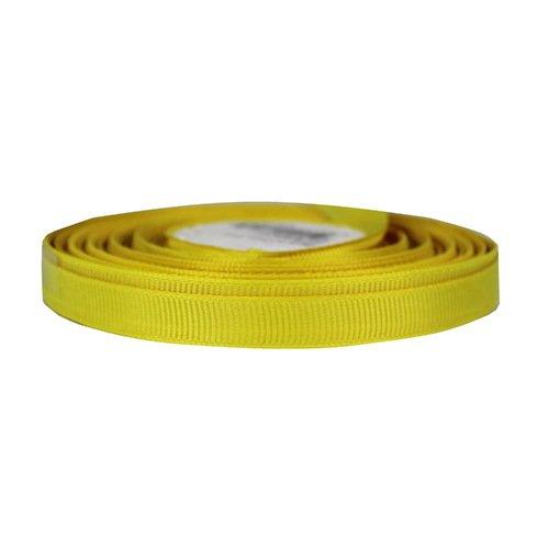 Лента репсовая, 10 мм, лимон (цена за 1 м) лента репсовая 10 мм красная цена за 1 м