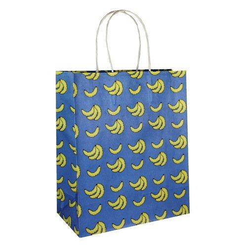 "Пакет подарочный ""Бананы"" А5"